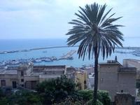 vista sul porto - 6 settembre 2012  - Sciacca (405 clic)