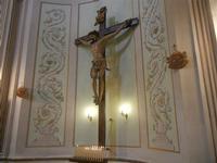 Chiesa della Madonna del Giubino - Crocifisso - 22 aprile 2012  - Calatafimi segesta (533 clic)