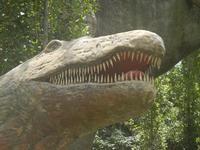 BIOPARCO di Sicilia - dinosauri - 17 luglio 2012  - Villagrazia di carini (326 clic)