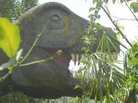 BIOPARCO di Sicilia - dinosauri - 17 luglio 2012  - Villagrazia di carini (275 clic)