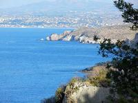 panorama costiero e golfo di Castellammare - 21 settembre 2012  - Scopello (2263 clic)