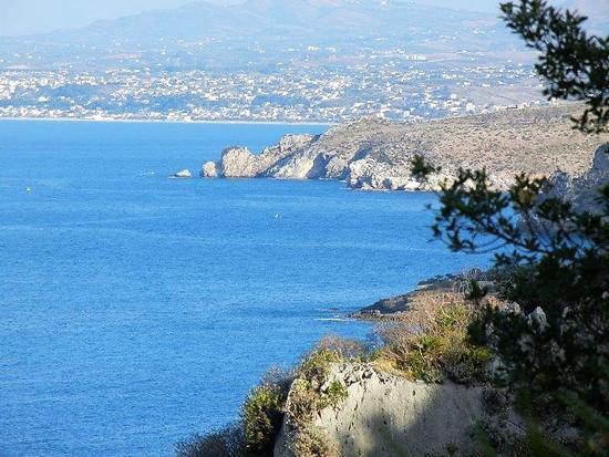 panorama costiero - Scopello - inserita il 21-Aug-17