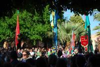 Corteo Storico di Santa Rita - 10ª Edizione - 27 maggio 2012 - Foto di Nicolò Pecoraro  - Castelvetrano (279 clic)