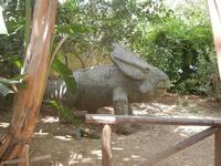 BIOPARCO di Sicilia - dinosauri - 17 luglio 2012  - Villagrazia di carini (372 clic)