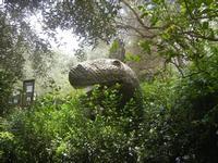 BIOPARCO di Sicilia - dinosauri - 17 luglio 2012  - Villagrazia di carini (1981 clic)