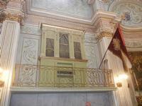 Chiesa della Madonna del Giubino - organo - 22 aprile 2012  - Calatafimi segesta (530 clic)