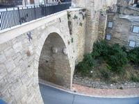 arco e Ponte della Porta - 19 settembre 2012  - Castellammare del golfo (459 clic)