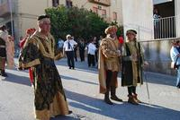 Corteo Storico di Santa Rita - 10ª Edizione - 27 maggio 2012 - Foto di Nicolò Pecoraro  - Castelvetrano (301 clic)