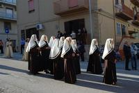 Corteo Storico di Santa Rita - 10ª Edizione - 27 maggio 2012 - Foto di Nicolò Pecoraro  - Castelvetrano (323 clic)
