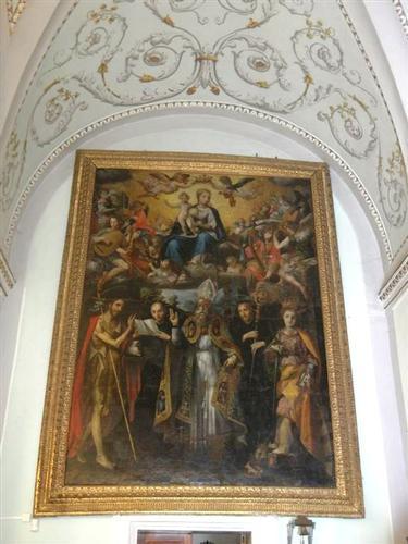 Chiesa della Madonna del Giubino - CALATAFIMI SEGESTA - inserita il 30-Jul-14