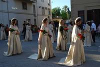 Corteo Storico di Santa Rita - 10ª Edizione - 27 maggio 2012 - Foto di Nicolò Pecoraro  - Castelvetrano (297 clic)