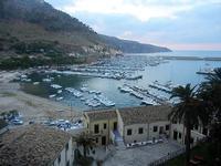Cala Marina e porto - 19 settembre 2012  - Castellammare del golfo (254 clic)