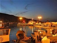 al porto di sera barche - 18 settembre 2012  - Castellammare del golfo (323 clic)