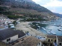 Cala Marina e porto - 19 settembre 2012  - Castellammare del golfo (263 clic)