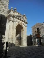Piazza San Carlo - 12 agosto 2012  - Erice (392 clic)