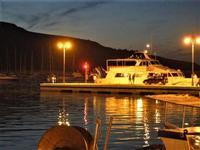 al porto di sera barche - 18 settembre 2012  - Castellammare del golfo (275 clic)