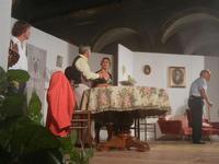 Teatro in Piazza - Spettacolo teatrale dialettale in Piazza Ciullo - Ogni mali un veni pi nociri, a cura dell'Associazione Teatrale Elimi - 14 agosto 2012  - Alcamo (249 clic)