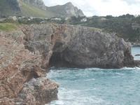 scogliera - 15 aprile 2012  - Terrasini (788 clic)
