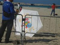 4° Festival Internazionale degli Aquiloni - 24 maggio 2012  - San vito lo capo (218 clic)