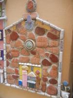 Cortile Carini - Laboratorio di Cocci per bambini - particolare - 6 settembre 2012  - Sciacca (342 clic)