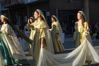 Corteo Storico di Santa Rita - 10ª Edizione - 27 maggio 2012 - Foto di Nicolò Pecoraro  - Castelvetrano (304 clic)