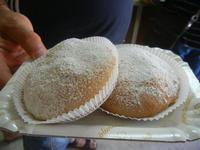 le genovesi - dolce tipico ericino - 12 agosto 2012  - Erice (831 clic)