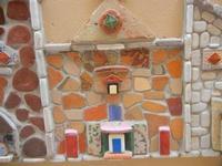 Cortile Carini - Laboratorio di Cocci per bambini - particolare - 6 settembre 2012  - Sciacca (478 clic)