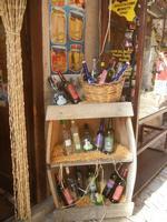 bottega dei vini e prodotti tipici - 12 agosto 2012  - Erice (344 clic)