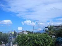 panorama nord-est e nuvole - 3 settembre 2012  - Alcamo (293 clic)