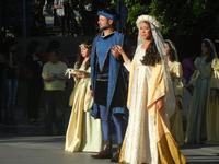 Corteo Storico di Santa Rita - 10ª Edizione - 27 maggio 2012  - Castelvetrano (464 clic)
