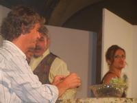 Teatro in Piazza - Spettacolo teatrale dialettale in Piazza Ciullo - Ogni mali un veni pi nociri, a cura dell'Associazione Teatrale Elimi - 14 agosto 2012  - Alcamo (252 clic)