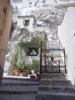 Cortile Carini - Laboratorio di Cocci per bambini - particolare - 6 settembre 2012  - Sciacca (349 clic)