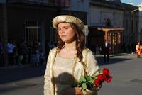 Corteo Storico di Santa Rita - 10ª Edizione - 27 maggio 2012 - Foto di Nicolò Pecoraro  - Castelvetrano (327 clic)