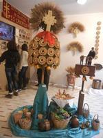 Mostra Ceto dei Borgesi in onore del SS. Crocifisso - 22 aprile 2012  - Calatafimi segesta (490 clic)