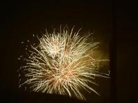 spettacolo pirotecnico - festeggiamenti in onore di Maria SS. dei Miracoli - 21 giugno 2012  - Alcamo (216 clic)