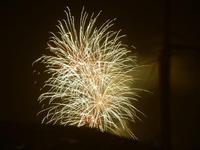 spettacolo pirotecnico - festeggiamenti in onore di Maria SS. dei Miracoli - 21 giugno 2012  - Alcamo (368 clic)