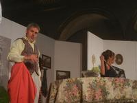 Teatro in Piazza - Spettacolo teatrale dialettale in Piazza Ciullo - Ogni mali un veni pi nociri, a cura dell'Associazione Teatrale Elimi - 14 agosto 2012  - Alcamo (341 clic)
