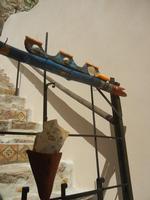 Cortile Carini - Laboratorio di Cocci per bambini - particolare - 6 settembre 2012  - Sciacca (363 clic)