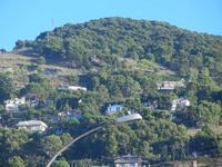 Monte Bonifato - visto dal Viale Italia - 3 settembre 2012  - Alcamo (406 clic)