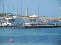 porto e faro - 24 maggio 2012  - San vito lo capo (322 clic)