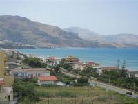 Zona Plaja - panorama ovest del Golfo di Castellammare - 13 agosto 2012  - Alcamo marina (309 clic)