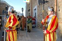 Corteo Rievocazione Storica dell'investitura a 1° Principe della Città di Carlo d'Aragona e Tagliavia - 26 maggio 2012 - Foto di Nicolò Pecoraro  - Castelvetrano (532 clic)