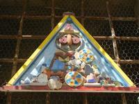 Cortile Carini - Laboratorio di Cocci per bambini - particolare - 6 settembre 2012  - Sciacca (416 clic)