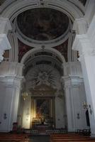 Chiesa di S. Francesco di Paola - interno - 26 maggio 2012 - Foto di Nicolò Pecoraro  - Castelvetrano (674 clic)