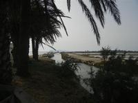 imbarcadero per l'Isola di Mozia e saline - 5 agosto 2012  - Marsala (339 clic)