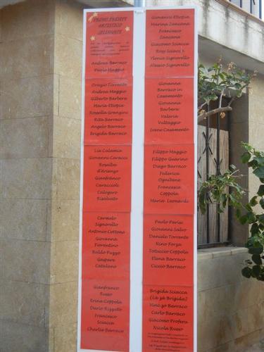 Primo Presepe artistico - MARINELLA DI SELINUNTE - inserita il 12-Mar-14
