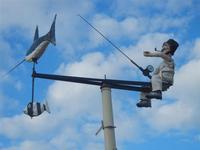 un curioso segnavento dedicato ai pescatori  - 15 gennaio 2012  - Nubia (864 clic)