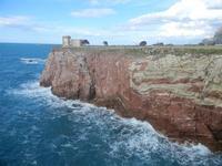 falesia e torre di avvistamento - 15 aprile 2012  - Terrasini (1029 clic)