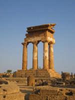 Tempio dei Dioscuri  - Agrigento (3968 clic)