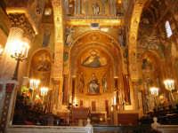 Palazzo dei Normanni, mosaici della Cappella Palatina  - Palermo (18215 clic)